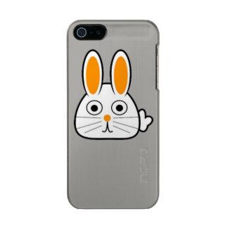 Capa Metálica Para iPhone SE/5/5s Caixa do coelho para o iPhone SE/5/5s