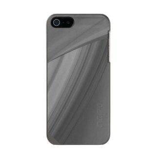 Capa Metálica Para iPhone SE/5/5s Carvão vegetal subtil