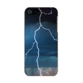 Capa Metálica Para iPhone SE/5/5s Caso do brilho do iPhone SE/5/5S Incipio do