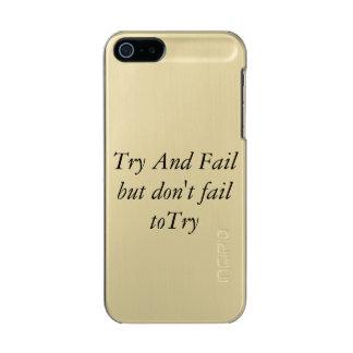 Capa Metálica Para iPhone SE/5/5s Cobrir de Iphone/caso clássicos & bonitos