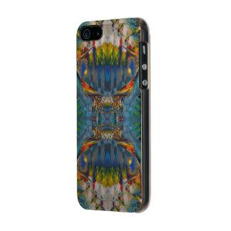 Capa Metálica Para iPhone SE/5/5s Cristais