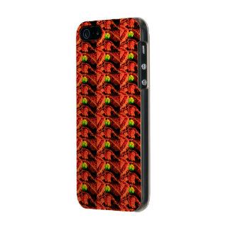 Capa Metálica Para iPhone SE/5/5s explorador do mosquito