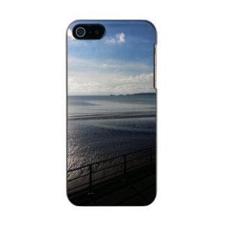 Capa Metálica Para iPhone SE/5/5s Gunmetal Sunpyx de YinYang iPhoneSE/5/5s