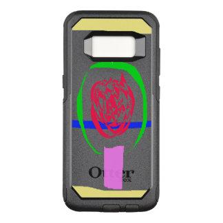 Capa OtterBox Commuter Para Samsung Galaxy S8 A vela e o relâmpago