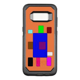 Capa OtterBox Commuter Para Samsung Galaxy S8 Aba - arte abstracta