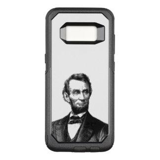 """Capa OtterBox Commuter Para Samsung Galaxy S8 Abraham Lincoln 1865 """"o grande emancipator """""""