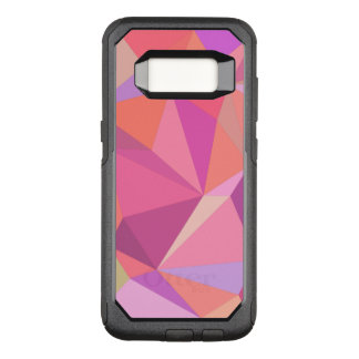 Capa OtterBox Commuter Para Samsung Galaxy S8 Abstrato do triângulo