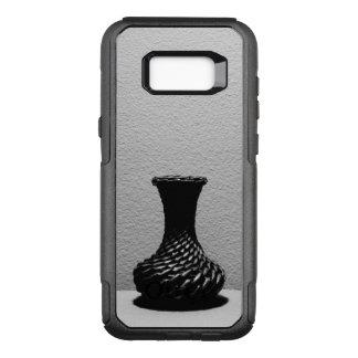 Capa OtterBox Commuter Para Samsung Galaxy S8+ Ainda vida em preto e branco