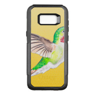 Capa OtterBox Commuter Para Samsung Galaxy S8+ Amarelo de Hummer