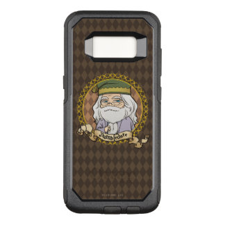 Capa OtterBox Commuter Para Samsung Galaxy S8 Anime Dumbledore