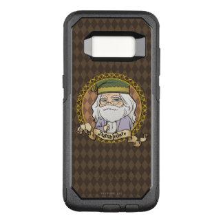 Capa OtterBox Commuter Para Samsung Galaxy S8 Anime Dumbledore