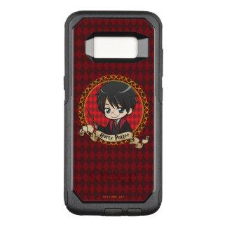 Capa OtterBox Commuter Para Samsung Galaxy S8 Anime Harry Potter