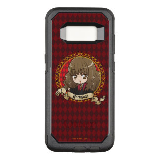 Capa OtterBox Commuter Para Samsung Galaxy S8 Anime Hermione Granger