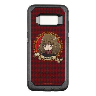 Capa OtterBox Commuter Para Samsung Galaxy S8 Anime Hermione Granger