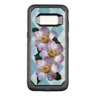 Capa OtterBox Commuter Para Samsung Galaxy S8 Apple floresce camélia