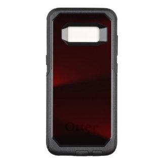 Capa OtterBox Commuter Para Samsung Galaxy S8 Arando & luzes pretas