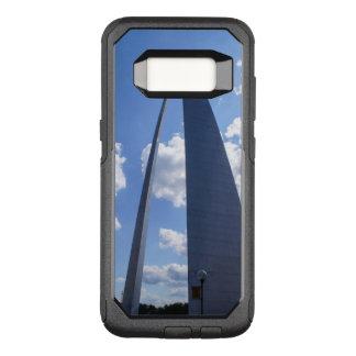 Capa OtterBox Commuter Para Samsung Galaxy S8 Arco da entrada