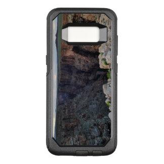 Capa OtterBox Commuter Para Samsung Galaxy S8 Arizona do Grand Canyon que olha para baixo