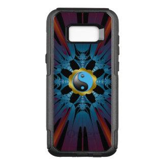 Capa OtterBox Commuter Para Samsung Galaxy S8+ Arte 11 do Fractal