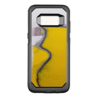 Capa OtterBox Commuter Para Samsung Galaxy S8 Arte da casca da pintura do carro