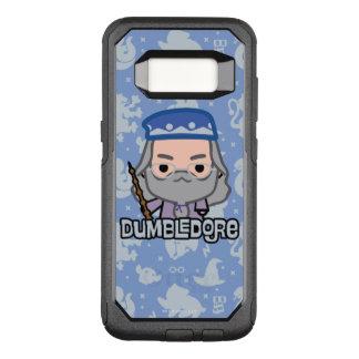 Capa OtterBox Commuter Para Samsung Galaxy S8 Arte do personagem de desenho animado de