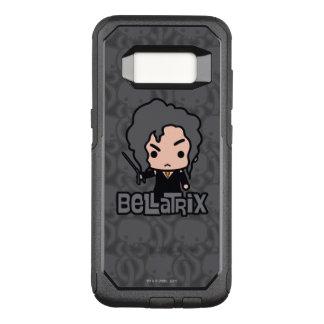 Capa OtterBox Commuter Para Samsung Galaxy S8 Arte do personagem de desenho animado de Bellatrix