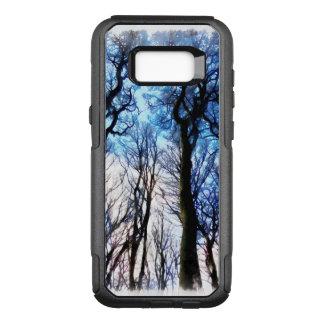 Capa OtterBox Commuter Para Samsung Galaxy S8+ Árvores misteriosas