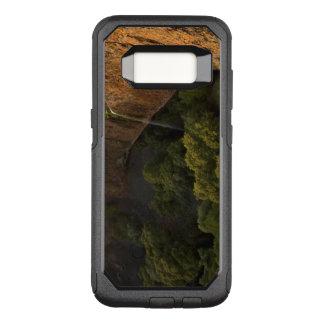 Capa OtterBox Commuter Para Samsung Galaxy S8 Ato de desaparecimento das quedas fantasmas, Chico