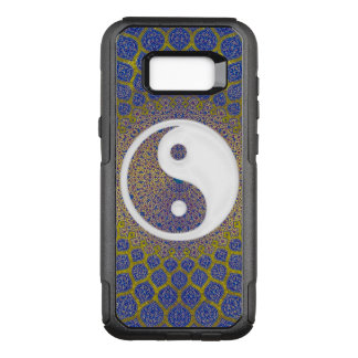 Capa OtterBox Commuter Para Samsung Galaxy S8+ Azul de Yin Yang