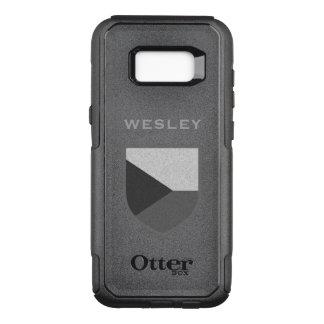 Capa OtterBox Commuter Para Samsung Galaxy S8+ Bandeira checa personalizada