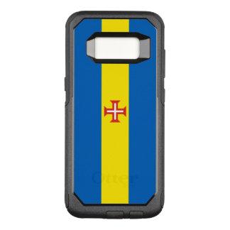 Capa OtterBox Commuter Para Samsung Galaxy S8 Bandeira da caixa de Madeira Samsung OtterBox