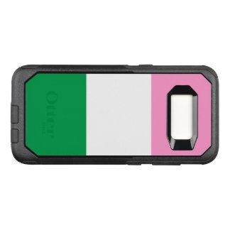 Capa OtterBox Commuter Para Samsung Galaxy S8 Bandeira da caixa de Terra Nova Samsung OtterBox