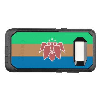 Capa OtterBox Commuter Para Samsung Galaxy S8 Bandeira do caso de Cantonia Samsung OtterBox