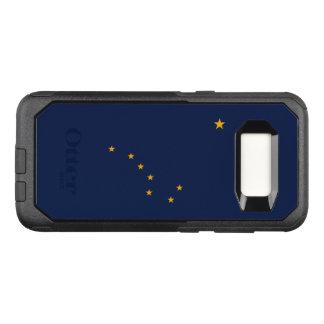 Capa OtterBox Commuter Para Samsung Galaxy S8 Bandeira do exemplo de Alaska Samsung OtterBox