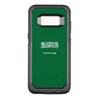 Capa OtterBox Commuter Para Samsung Galaxy S8 Bandeira do exemplo de Arábia Saudita Samsung