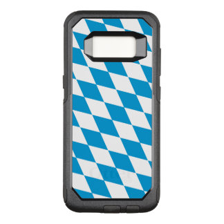 Capa OtterBox Commuter Para Samsung Galaxy S8 Bandeira do exemplo de Baviera Samsung OtterBox