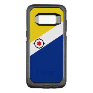 Capa OtterBox Commuter Para Samsung Galaxy S8 Bandeira do exemplo de Bonaire Samsung OtterBox