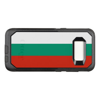 Capa OtterBox Commuter Para Samsung Galaxy S8 Bandeira do exemplo de Bulgária Samsung OtterBox