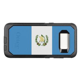 Capa OtterBox Commuter Para Samsung Galaxy S8 Bandeira do exemplo de Guatemala Samsung OtterBox