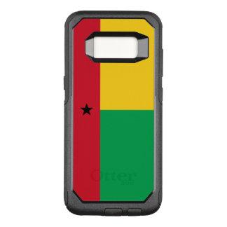 Capa OtterBox Commuter Para Samsung Galaxy S8 Bandeira do exemplo de Guiné-Bissau Samsung