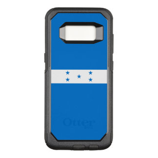 Capa OtterBox Commuter Para Samsung Galaxy S8 Bandeira do exemplo de Honduras Samsung OtterBox
