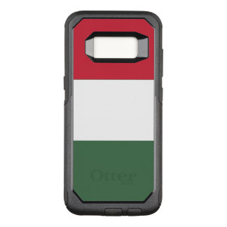 Capa OtterBox Commuter Para Samsung Galaxy S8 Bandeira do exemplo de Hungria Samsung OtterBox