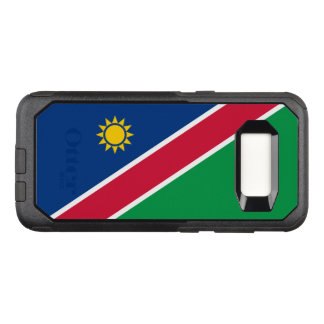 Capa OtterBox Commuter Para Samsung Galaxy S8 Bandeira do exemplo de Namíbia Samsung OtterBox