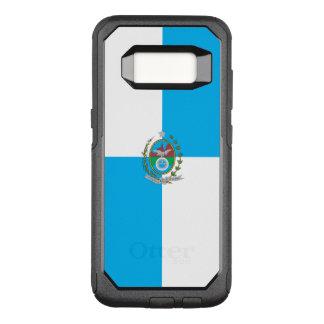 Capa OtterBox Commuter Para Samsung Galaxy S8 Bandeira do exemplo de Rio de Janeiro Samsung