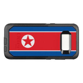 Capa OtterBox Commuter Para Samsung Galaxy S8 Bandeira do exemplo de Samsung OtterBox da Coreia