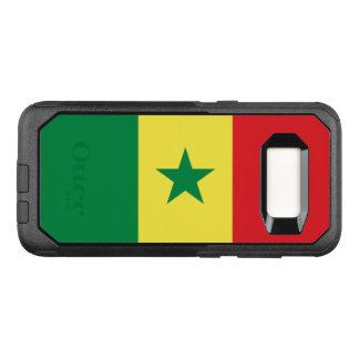 Capa OtterBox Commuter Para Samsung Galaxy S8 Bandeira do exemplo de Senegal Samsung OtterBox