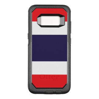 Capa OtterBox Commuter Para Samsung Galaxy S8 Bandeira do exemplo de Tailândia Samsung OtterBox