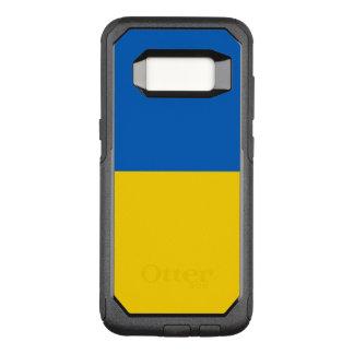 Capa OtterBox Commuter Para Samsung Galaxy S8 Bandeira do exemplo de Ucrânia Samsung OtterBox