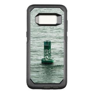 Capa OtterBox Commuter Para Samsung Galaxy S8 Bóia náutica do mar:  Verde