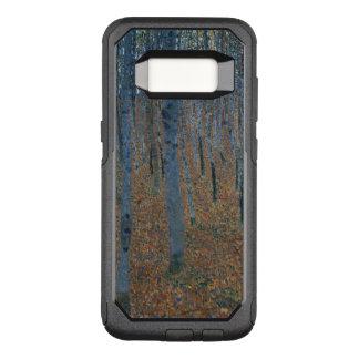 Capa OtterBox Commuter Para Samsung Galaxy S8 Bosque da faia mim Klimt